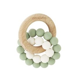 O B Designs O.B Designs - Eco Teether Toy Sage