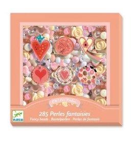 Djeco Djeco - Heart Fancy Beads