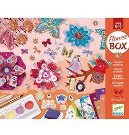 Djeco Djeco - Flower Garden Multi Craft Set