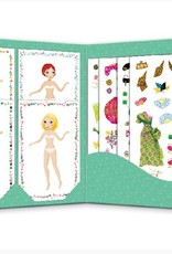 Djeco Djeco - Paper Dolls & Stickers Massive Fashion