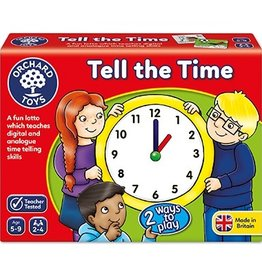 Orchard Toys Orchard Toys - Tell The Time