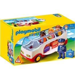 playmobil Playmobil - Airport Shuttle Bus