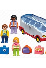 playmobil Playmobile - Airport Shuttle Bus