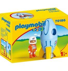 playmobil Playmobil - Astronaut with Rocket
