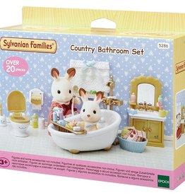 Sylvanian Families Sylvanian Families - Country Bathroom Set