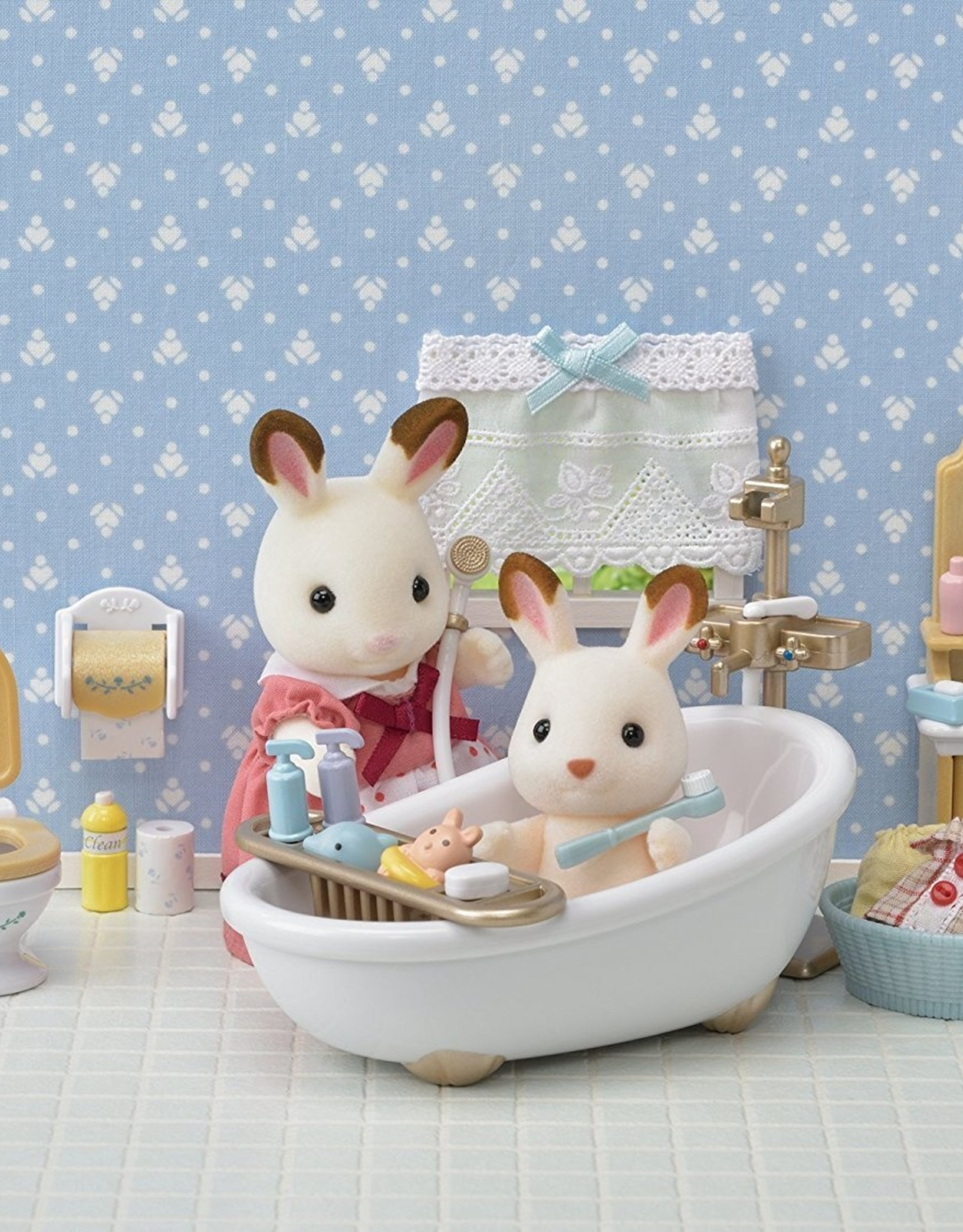 Sylvanian Families Sylvanian Families - Country Bathroom Set