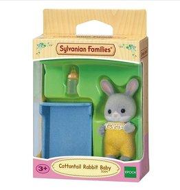 Sylvanian Families Sylvanian Families - Cottontail Rabbit Baby