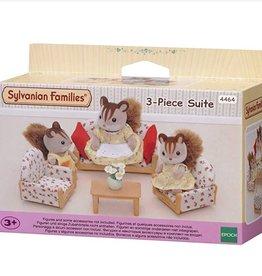 Sylvanian Families Sylvanian Families - 3 Piece Suite