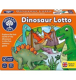 Orchard Toys Orchard Toys - Dinosaur Lotto