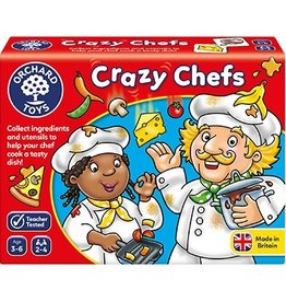 Orchard Toys Orchard Toys - Crazy Chefs