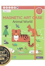 MierEDU Magnetic Art Case - Animal World