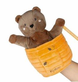 Kaloo Kaloo - Kachoo Bear Surprise Puppet