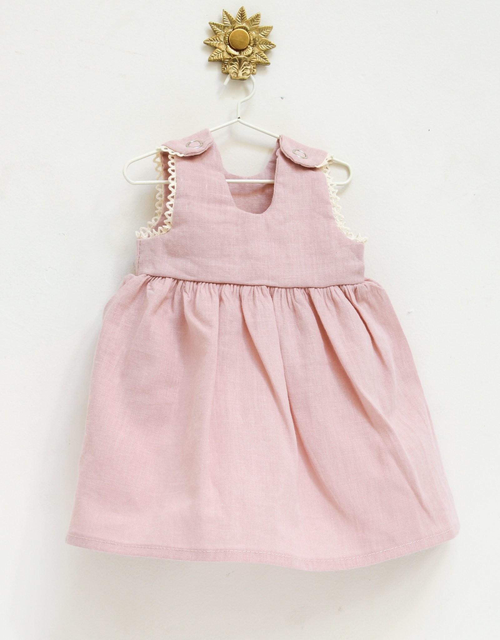 Pretty Wild Pretty Wild - Dolls Dress Light Pink