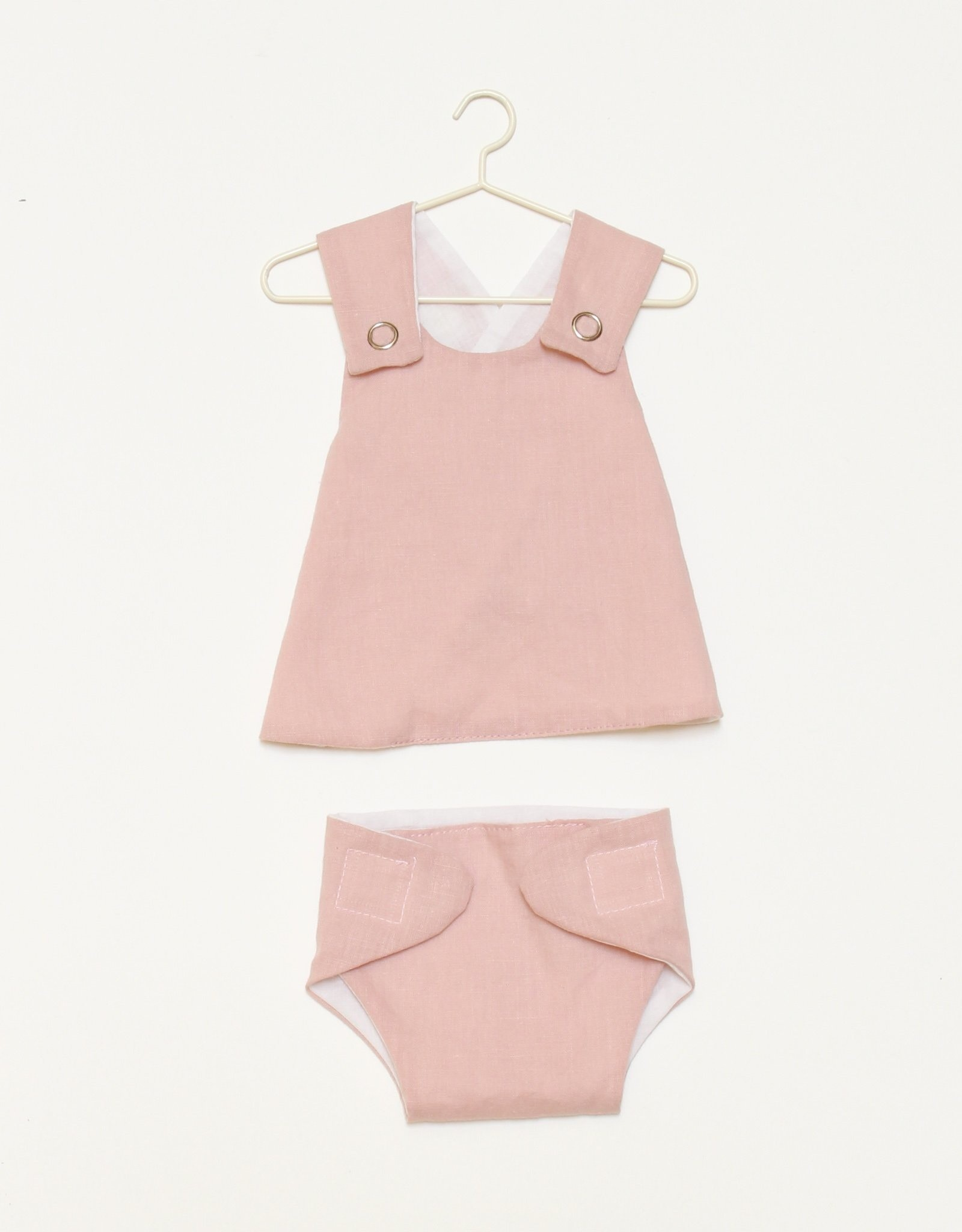Pretty Wild Pretty Wild - Two Piece Dolls Outfit Light Pink