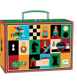 Djeco Djeco - Chess & Checkers