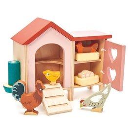 Tender Leaf Toys Tender Leaf Toys - Chicken Coop