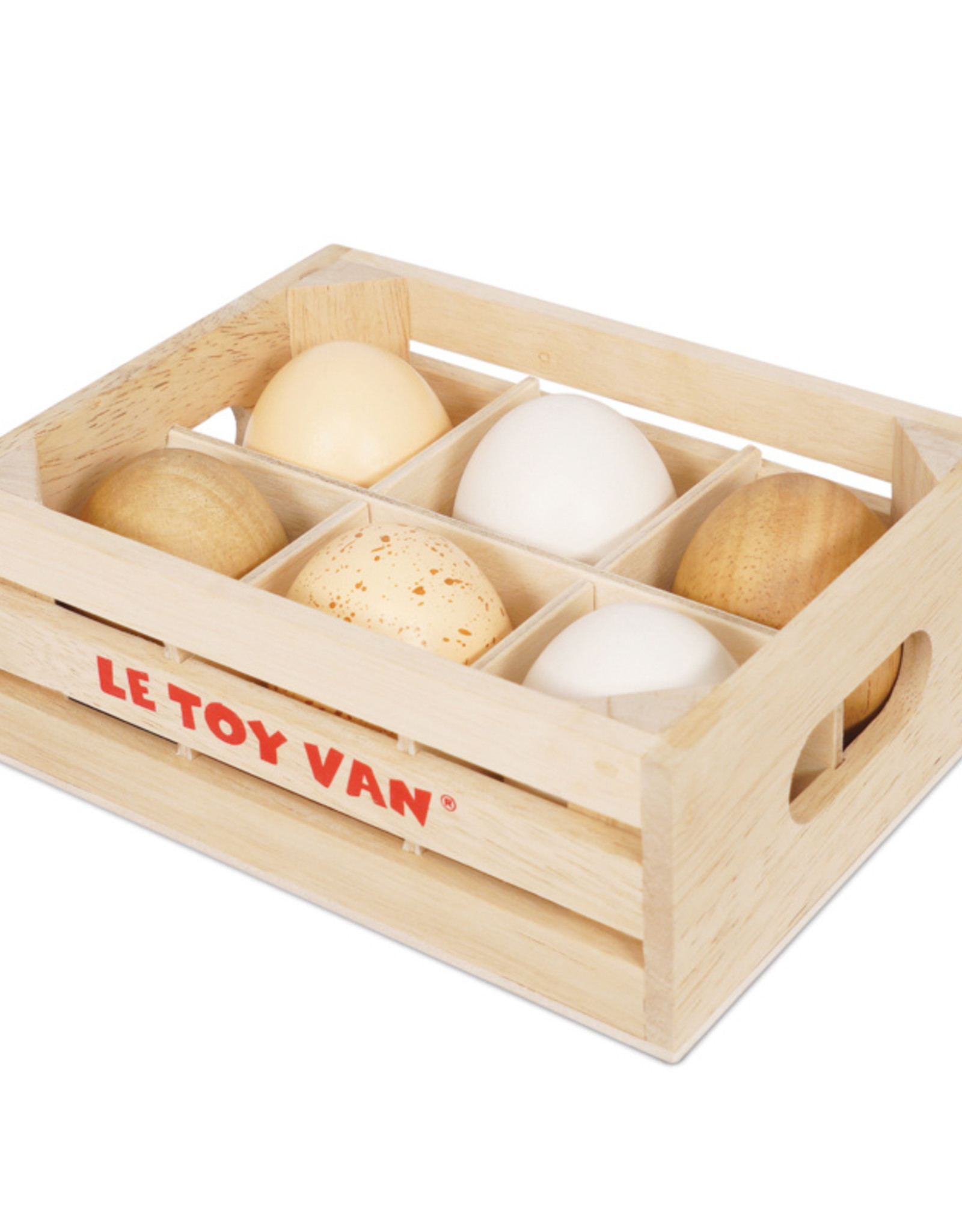 Le Toy Van Honeybake - Eggs In Crate