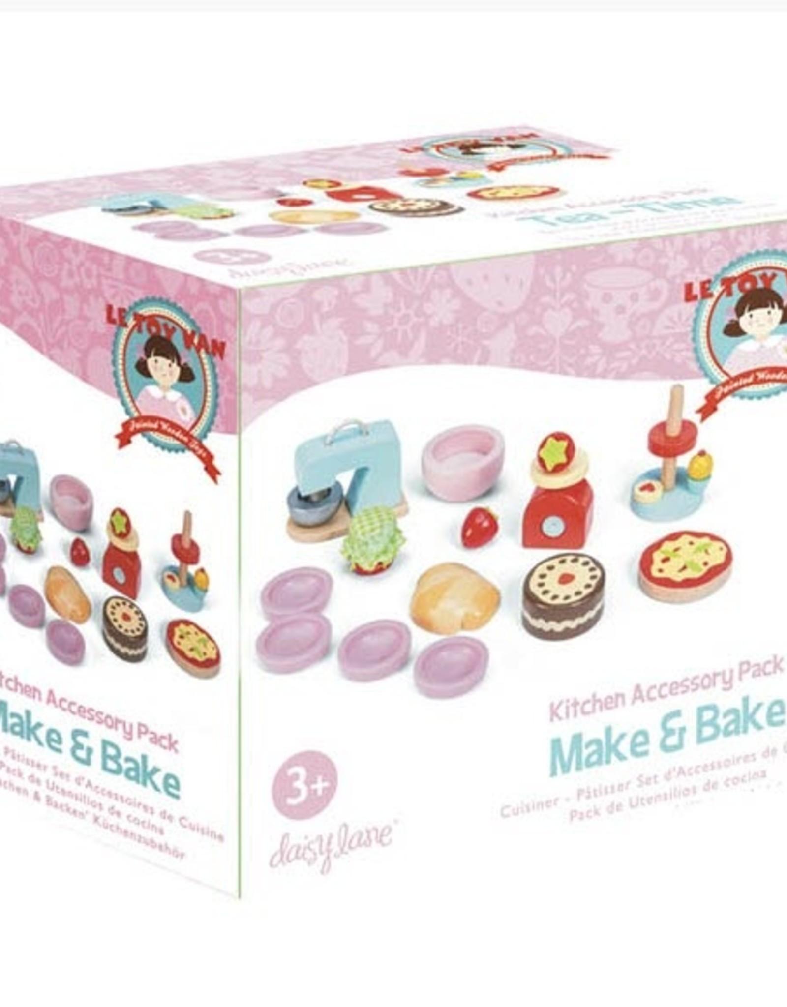 Le Toy Van Le Toy Van - Make & Bake
