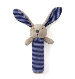 Nana Huchy Nana Huchy - Bunny Rattle Blue/Grey