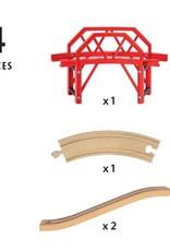 Brio BRIO - Curved Bridge