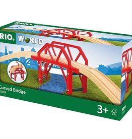 Brio BRIO - Curved Bridge