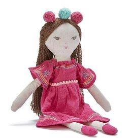 Nana Huchy Nana Huchy - Kenyan Kindness Doll Poppy