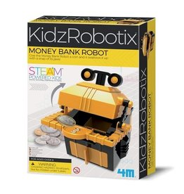 4M 4M - KidzRobotix  Money Bank Robot