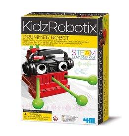 4M 4M - KidzRobotix  Drummer Robot