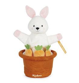 Kaloo Kaloo - Kachoo Rabbit Suprise Puppet