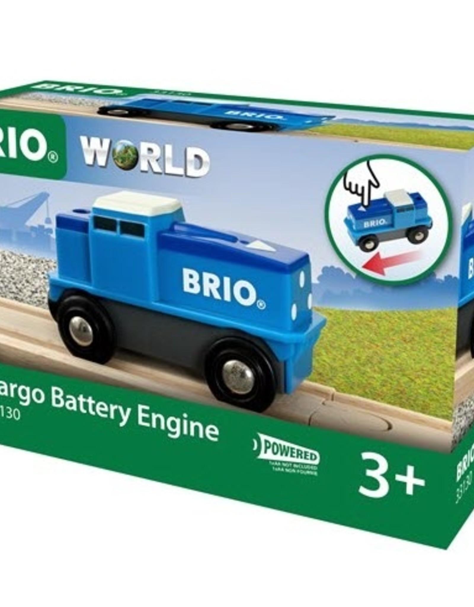 Brio BRIO - Cargo Battery Engine