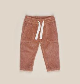 Huxbaby Huxbaby Terracotta Cord Pant