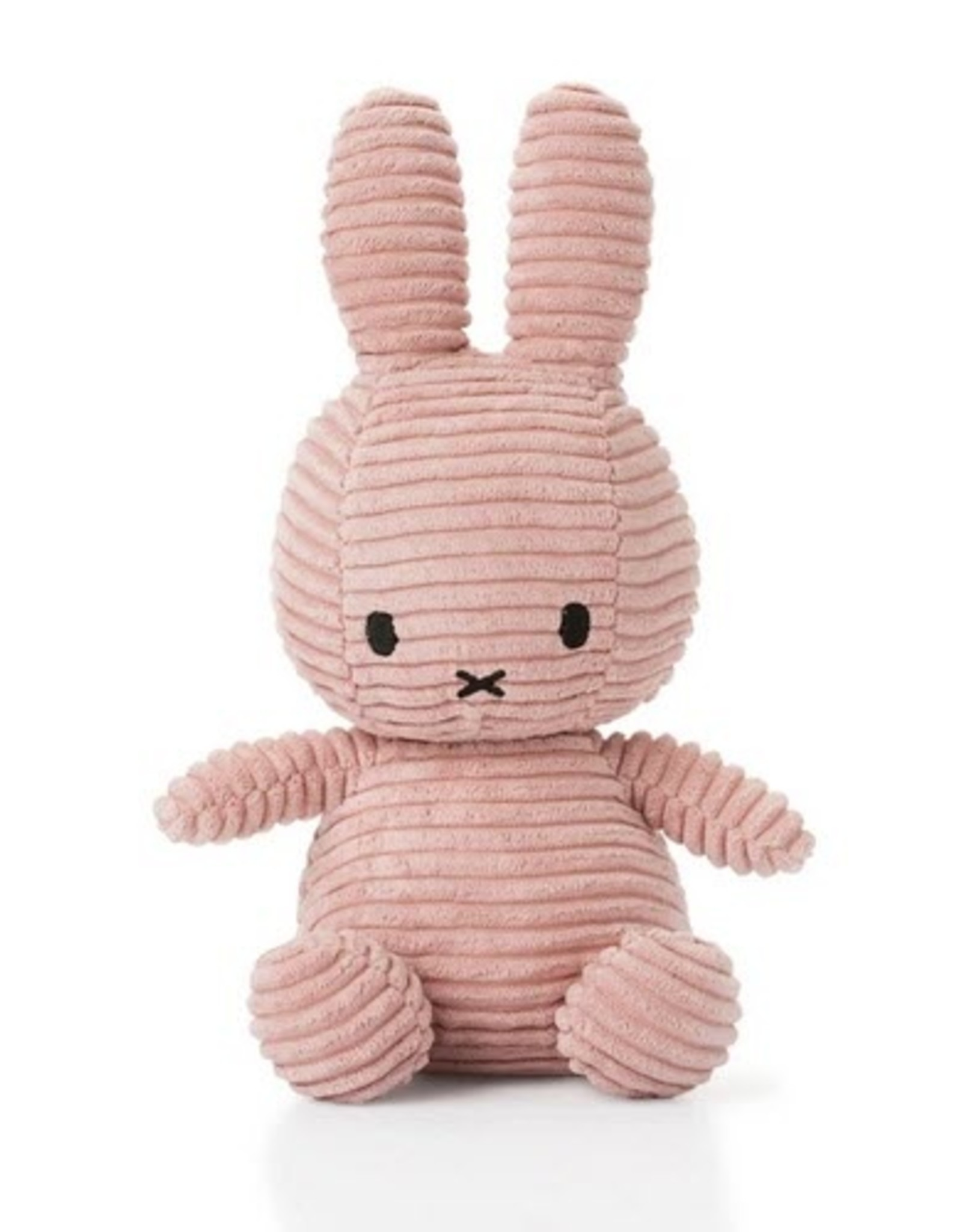 Miffy Miffy - Sitting Corduroy Pink 23cm