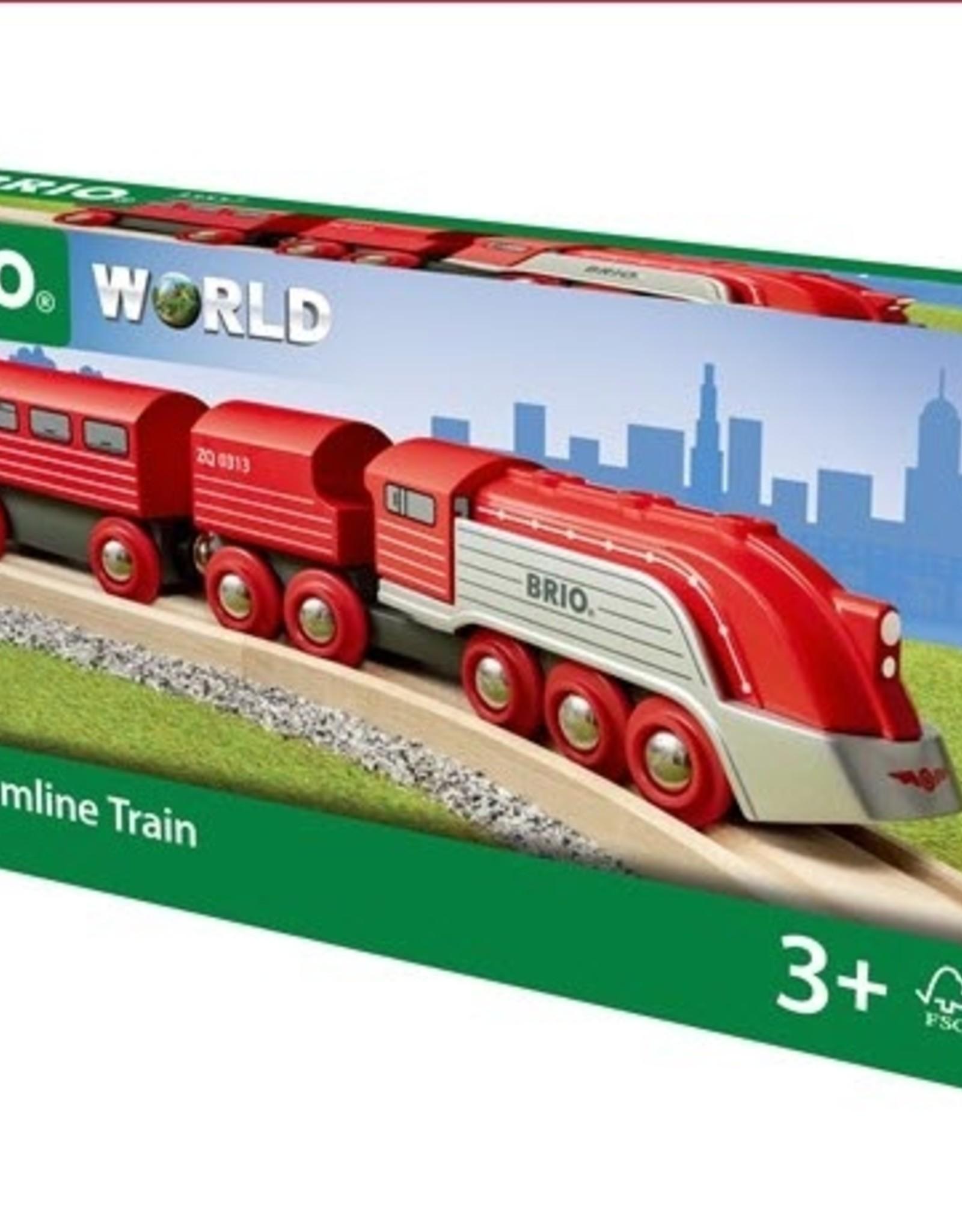 Brio BRIO - Streamline Train
