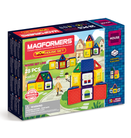 Magformers Magformers - WOW House Set
