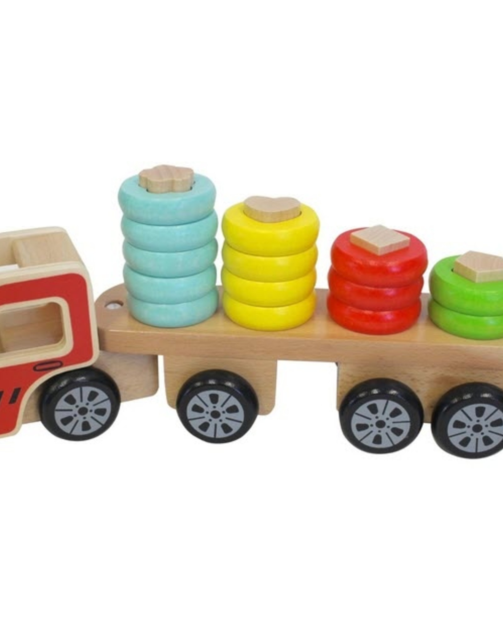 Discoveroo Discoveroo - Sort N Stack Truck