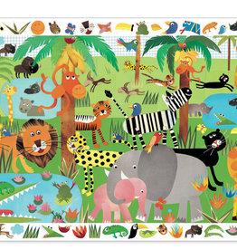 Djeco Observation Puzzle - Jungle 35pce