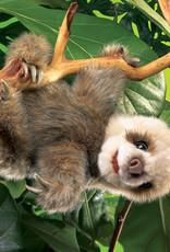 Folkmanis Folkmanis - Baby Sloth Puppet