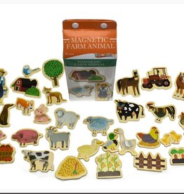 Kaper Kidz Magnetic Farm Animals