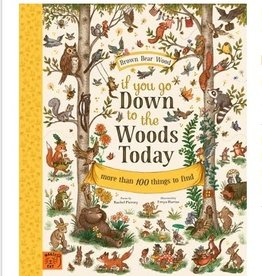 If You Go Down To The Woods Today (100 Things To Find)