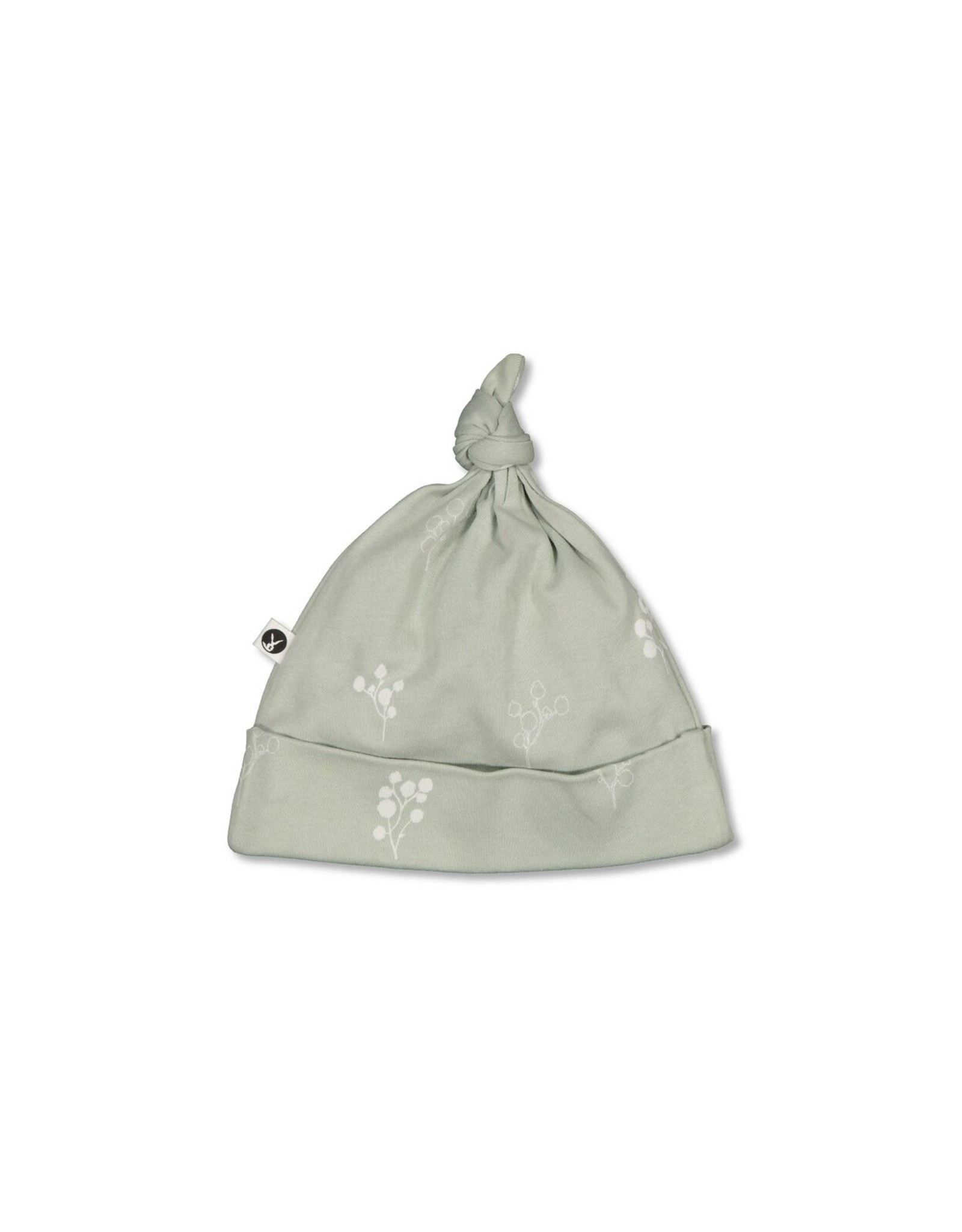 Burrow & Be Burrow & Be - Top Knot Hat Sprig