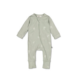Burrow & Be Burrow & Be - Zip Suit Sprig