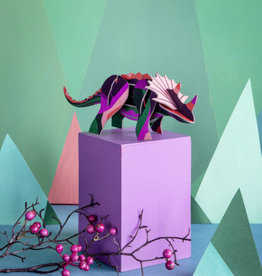 Studio Roof 3D Eco Toy - Triceratops