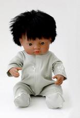 Burrow & Be Burrow & Be - Sprig Dolls Sleep Suit 38cm