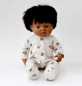 Burrow & Be Burrow & Be - Earth Child Dolls Sleep Suit 38cm