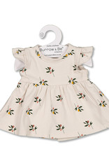 Burrow & Be Burrow & Be - Earth Child Flutter Dolls Dress  38cm