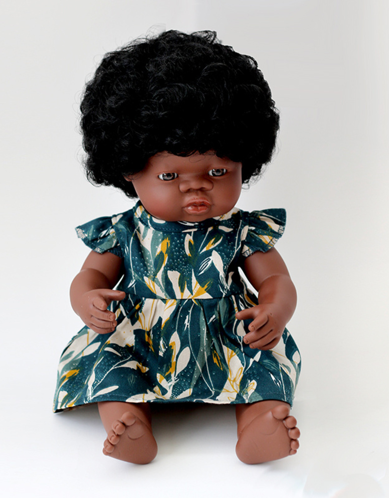 Burrow & Be Burrow & Be - Flux Flutter Dolls Dress  38cm