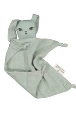 Burrow & Be Burrow & Be - Muslin Bunny Comforter Sage