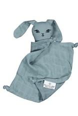 Burrow & Be Burrow & Be - Muslin Bunny Comforter Storm