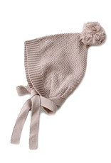 Burrow & Be Burrow & Be - Knit Bonnet Oatmeal