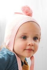 Burrow & Be Burrow 7 Be - Knit Bonnet Pink